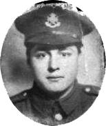Photo of Jack Caukldwell in WW1