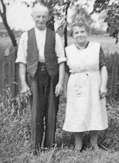 Herbert and Gertrude Cooper and