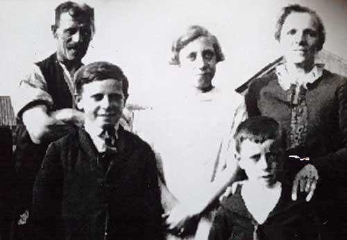 Family of Samuel Curzon