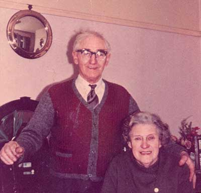 Thomas Greenhough nand his wife