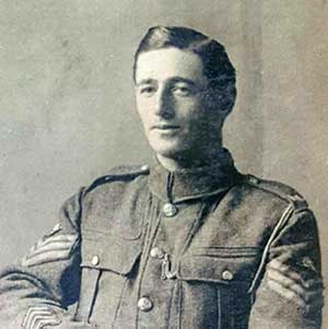 Thomas Greenhough in WW1