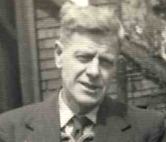 Wiliam Harsthorne in 1953