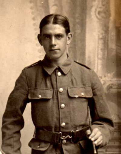George Perry in WW1