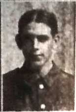 newspaper photo of George Pery