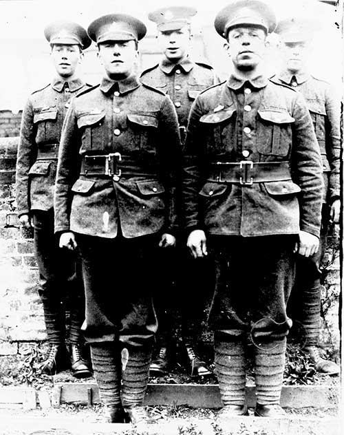Army group in WW1