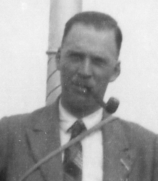Charles Self in the 1930s