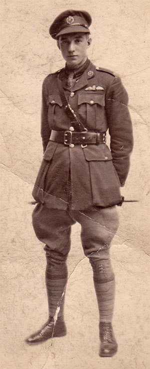 Frederick Smith in WW1