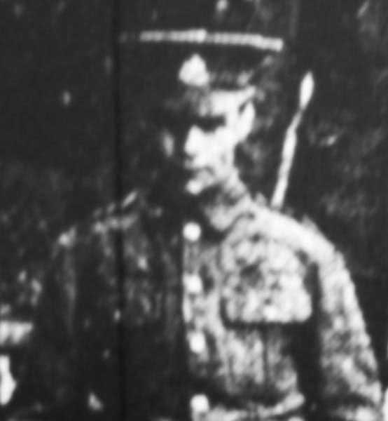 John White in WW1