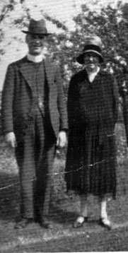 Photo of James Williams and his wife Mary Ann