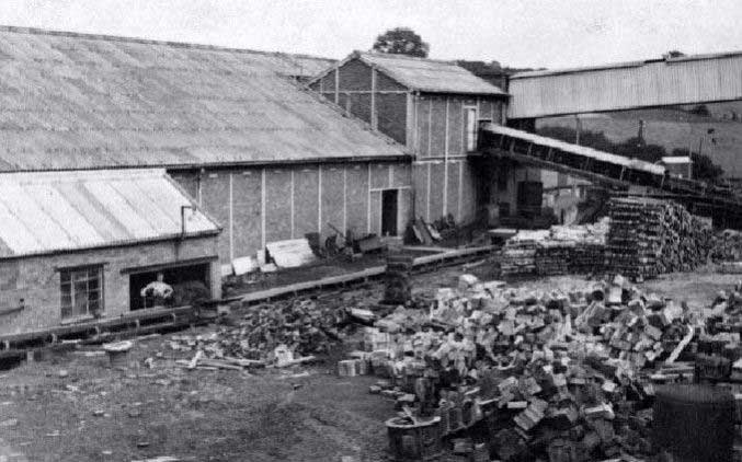 Photograph of Wingfiled Manor Colliery