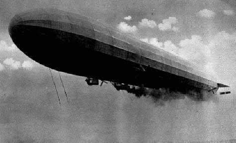 photo of Zepplein